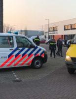 13 februari Flinke schade bij aanrijding Koolhovenstraat Schiedam