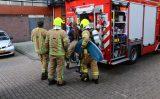 9 oktober Brandweer inzet voor pannetje op vuur Fazantlaan Vlaardingen
