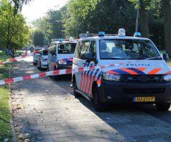18 september Stoffelijk overschot aangetroffen in het water Aarnoudstraat Rotterdam