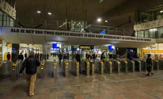 13 maart Koning opent nieuw Rotterdam CS Rotterdam