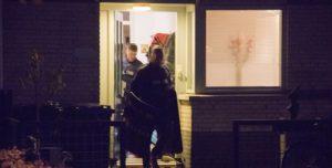 21 november Wapen gevonden na instap in woning De Velden Schiedam