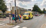 16 juli Fiets aangereden door auto Rotterdamseweg Vlaardingen