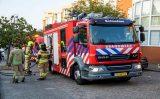 21 juli Brandweer met spoed voor grasbrand Eerste Tuinsingel Schiedam