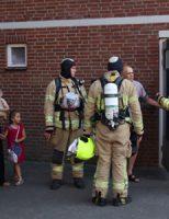 25 juli Verflucht in kelderbox Gildeweg Schiedam