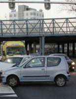 10 december Aanrijding tussen twee auto's Schiedam
