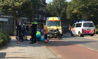 26 juli Gewonde bij aanrijding met scooters Burgemeester van Lierplein Vlaarindingen
