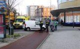 13 december Scooterrijder gewond na aanrijding Oranjelaan Schiedam