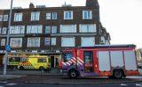 13 december Lichtgewond na brandje in keuken Rubensplein Schiedam