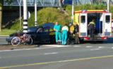 24 juni Twee gewonden bij aanrijding Schiedam