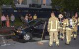 30 augustus Motor gedeelte auto uitgebrand Nieuwe Damlaan Schiedam