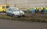 17 februari Aanrijding tussen twee voertuigen A20 Vlaardingen