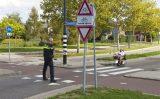 13 september Scootmobielster de weg kwijt 's-Gravenlandseweg Schiedam