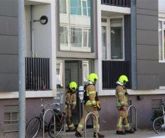 18 september Bewoners huis uit na gaslucht Karnebeekstraat Schiedam