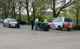 29 april Vrouw gewond bij aanrijding Willem Passtoorsstraat Schiedam