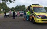 16 augustus Fietser aangereden door auto Bachplein Schiedam