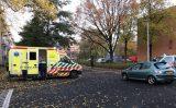 17 november Aanrijding auto vs fiets Johan Wagenaarstraat Schiedam