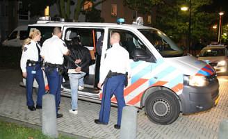 17 oktober Drie aanhoudingen voor babbeltruc Schiedam