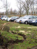 18 januari Storm richt veel schade aan in regio Rotterdam-Rijnmond