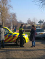 13 februari Gewonde bij aanrijding tussen twee voertuigen Abcoudehoeve Vlaardingen