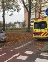 8 november Aanrijding tussen auto en fietser Amsterdamlaan Vlaardingen