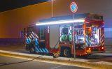 22 april Auto verwoest na brand Benjamin Franklinweg Rotterdam