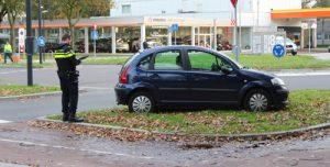 25 oktober Scholier aangereden door auto Laan van Bol'Es Schiedam