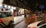 14 februari Gewonde bij steekpartij nabij politiebureau Schiedamseweg Rotterdam