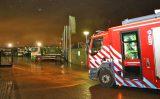 5 december Groot alarm voor brand blijkt stofwolk Maassluissedijk Vlaarindingen