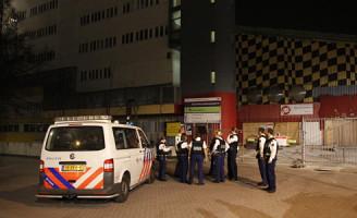 30 maart Gewapende overval op woning Rotterdam