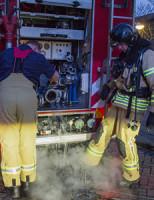 13 januari Kleine brand door verlengsnoer Schiedam