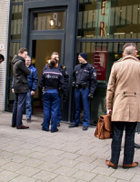 29 januari Kantoorpand ontruimd na chemische lucht Rotterdam