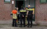 27 juni Deur eruit na melding gaslucht Jan Jacobus Smitpad Schiedam
