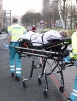 28 december Fietser aangereden door scooter Laan van Bol'Es Schiedam
