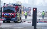 22 juli Brand bij afvalverwerkingsbedrijf Maassluissedijk Vlaardingen