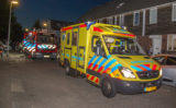 29 augustus Brandweer verricht CO meting na onwelwording Ambachtweg Schiedam