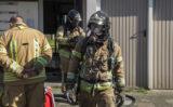 24 september Forse brand in woning Sonoystraat Vlaardingen