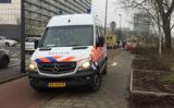 18 januari Gewonde na aanrijding tussen scooter en auto Zwaluwlaan Schiedam