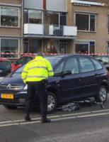 20 januari Vrouw zwaargewond na aanrijding Barendrechtseweg Barendrecht