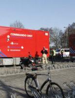 14 februari School ontruimd vanwege vreemde lucht Prins Constantijnweg Rotterdam
