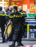 19 maart Steekpartij bij tankstation Tjalklaan Rotterdam