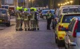 22 maart Flat ontruimd vanwege gaslucht Geert Grootelaan Vlaardingen