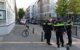25 april Gewonde bij schietpartij Adrianaplein Rotterdam