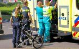 24 mei Handbiker gewond bij aanrijding met auto Mozartlaan Schiedam