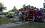 27 mei Brand in afzuigkap keuken Lunterenhoeve Vlaardingen