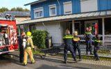 6 november Wasdroger veroorzaakt woningbrand Fjorddal Schiedam