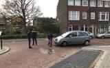 19 november Fietser lelijk ten val na aanrijding Bachstraat Vlaardingen