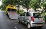 15 augustus  Eenzijdig ongeval tussen auto en boom Amsterdamlaan Vlaardingen