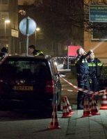 3 december Gewonde aangetroffen op straat na schietpartij Van Tienhovenstraat Rotterdam