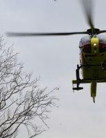 19 december Traumahelikopter ingezet bij medische noodsituatie Boisotstraat Vlaardingen