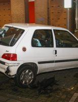 11 janauri Politie ramt gestolen auto Pinkstraat Rotterdam